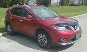 2015 Nissan Rogue SL SUV, Crossover, 2.5 liter, Leather