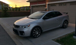 2011 Kia Forte SX 2.4L Loaded