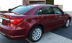 2013 Chrysler 200 LX - 4 cyl 2.4