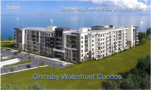 SAPPHIRE CONDOS - 1 Bedroom Plus Den on Top Floor!