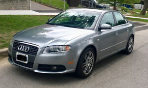 2008 Audi A4 2.0T Quattro S-Line Special Edition *As-Is*