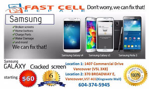 iPhone 6 Cracked Screen Repair $99_____Done in 30 Minutes