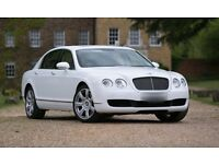 **Arrive In Style** Chauffeur Car Hire Wedding Car Hire Bentley Mercedes Range Rover Rolls Royce