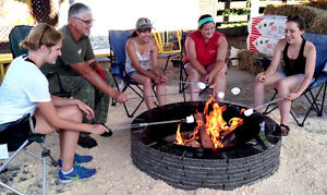 Amazing Granite Fire pits - End of summer sale!