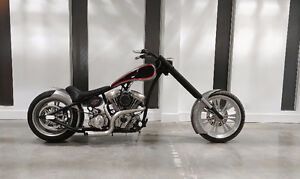 **BRAND NEW BUILD** Custom Built Chopper