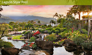 Hanalei Bay Resort - Kauai, HI - Nov 16 - 23 2018 - 2 Bed 2 Bath