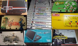 ⭐✪Jeux de 3DS 15$+ Pokemon, Mario, Zelda, New 2DS/3DS XL Dispo✪⭐