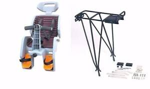 Beto Deluxe-Bike Baby seat w/ Alloy Rack for All types of brakes East Perth Perth City Area Preview