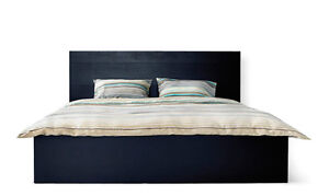 DOUBLE HEADBOARD + BED FRAME (NEW) London Ontario image 1