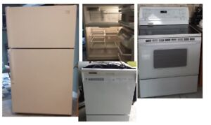 Whirlpool Gold Complete Appliance Set