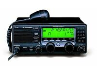 icom m700 pro ssb set swop for
