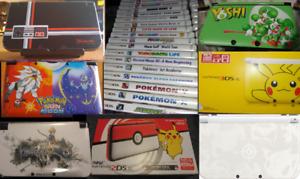 ✪New 3DS/2DS XL Jeux de 3DS 15$et+ Pokemon, Mario, Zelda, DK+✪
