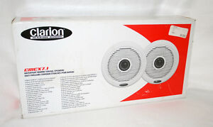 Clarion CMCX7.1 7-Inch 2-Way Coaxial Speaker System