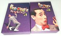 Pee-Wee's Playhouse complete series on DVD + 2 bonus dvds