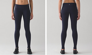 LULULEMON WUNDER UNDER TIGHTS PERFECT CONDITION