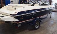 2013 Larson LX195 bow rider great condition!