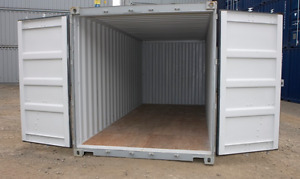20 ft storage container for rent