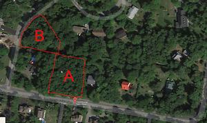 2 terrains boisés à vendre à St-Lazare à Vaudreuil-Soulange