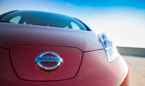 Nissan Leaf Breaks Annual EV Sales Record, Again