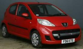 image for 2011 Peugeot 107 1.0 12v Urban 5dr Hatchback Petrol Manual