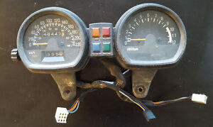 FOR SALE: INSTRUMENT CLUSTER - $60 . 0