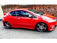 2007 Honda Civic Type R GT full mot just serviced and new tyres