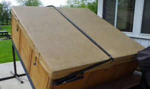 Hot Tub cover & lifter