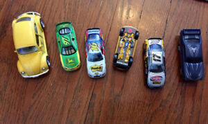Assorted Cars with logos (lot 5)