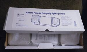 TUROLIGHT (TL-EL001) BATTERY POWERED EMERGENCY LIGHT FIXTURES(6)