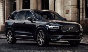 2016 Volvo XC90 T6 Inscription, Premium package.