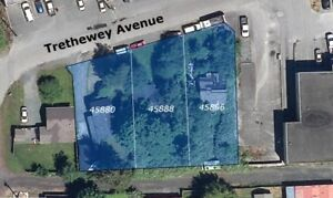 3 LOTS IN A GREAT LOCATION! CLOSE TO NEW BREWERY