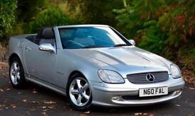 2004 Mercedes-Benz SLK 2.0 SLK200 Kompressor 2dr