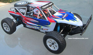New RC Trophy Truck Brushless Electric,1/10 Scale LIPO 2,.4G RTR Kitchener / Waterloo Kitchener Area image 6
