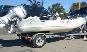 Zodiac full equipped for sale