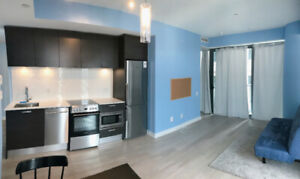 Premium 2-bed 2 full bath condo on Bay St available Sep 1st