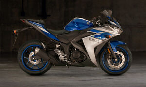 WANTED - YZF R3  - $3,200-$3,400 - Blue or Black