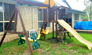 Kids Cubby House Playground