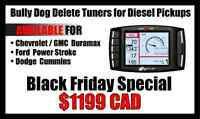 Diesel Pickup Truck Delete Tuners by Bully Dog