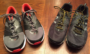 New - 2 Size 13 Mens Sneakers Nike and New Balance $120 Firm Cambridge Kitchener Area image 1