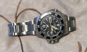 For sale Seiko SKZ211K (Atlas) Automatic watch