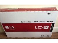 Wanted LED tv