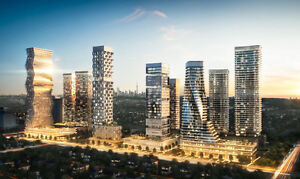 M CITY CONDOS MISSISSAUGA SQ1 LAUNCH MARCH 22
