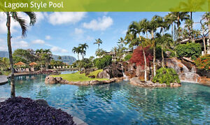 Hanalei Bay Resort, Kauai, Hawaii, 2BD2BA, sleeps 8 Nov 19-26/17