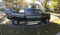 *Bannister's Lawn Care* Spring Clean-Up