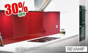 Reflections Splashback for Kitchens, Bathrooms & Laundries Wollongong Wollongong Area Preview