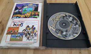 Fighting Vipers Sega Saturn