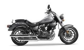 Keeway Blackster 250cc