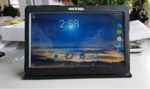 """Google Play Android 10"""" White Tablet"""