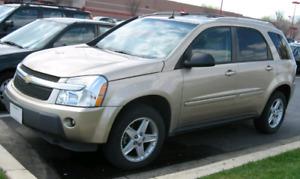 2007 Chev Equinox