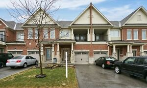TownHome for RENT with Finished Basement in Stouffville!!